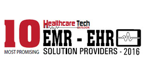 10 Most Promising EMR-EHR Solution Providers 2016
