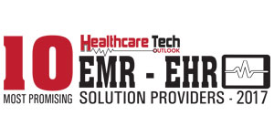 10 Most Promising EMR-EHR Solution Providers 2017