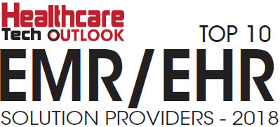 Top 10 EMR/EHR Solution Companies - 2018