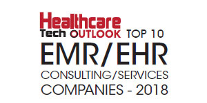Top 10 EMR/EHR Consulting/Services Companies - 2018