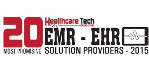 20 Most Promising EMR-EHR Solution Providers 2015